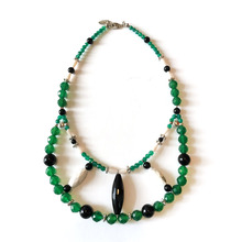 Granny Green Necklace