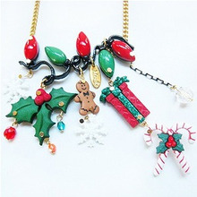 [Christmas 40% SALE]Christmas Light Necklace