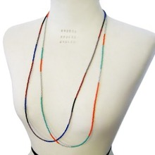 Seed Beads Necklace-Long
