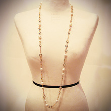 I'm Your Lady Long Necklace