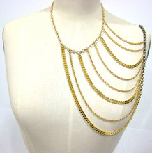 Shoulder Chain Necklace