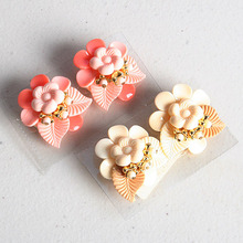 [재입고][HeCollection] Plastic Flower Earring