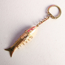 [재입고][HeCollection] Fish Keyring