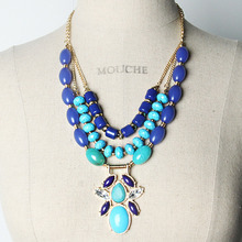 Santorini Turquise Necklace
