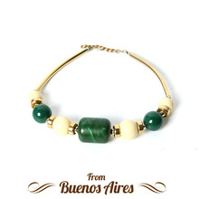 Green Short Necklace