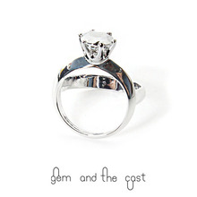 30%SALE[gem and the cast] Classic Ring 1