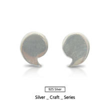 20%SALE[Silver Craft] Comma