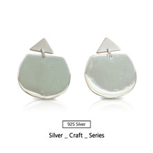 20%SALE[Silver Craft] Rain Drop