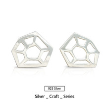 20%SALE[Silver Craft] Octagon Diamond