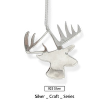 20%SALE[Silver Craft] Dear. Deer